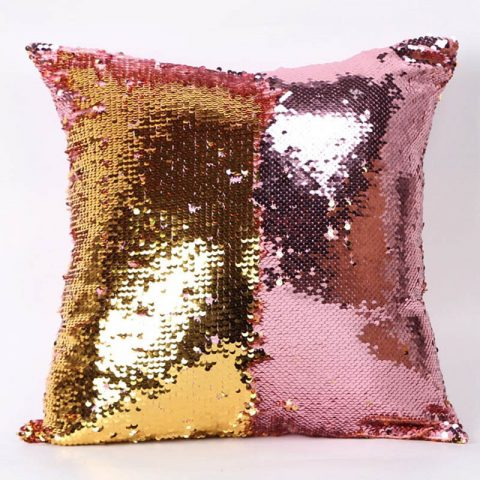 Mermaid Cushion Cover