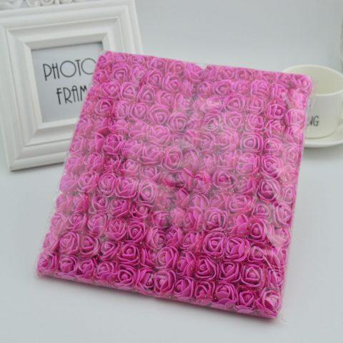 Foam Rose Flowers