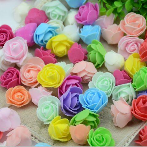 Foam Rose Flower