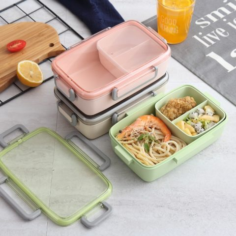 Microwave Lunch Box Food Container
