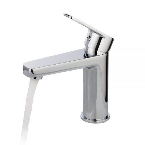 Basin Faucet Mixer Chrome Bathroom