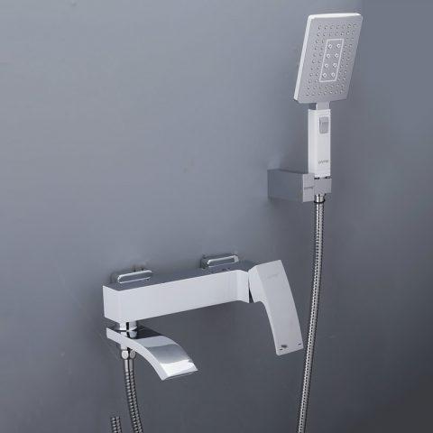 Bath Rain Shower Faucet Bathtub