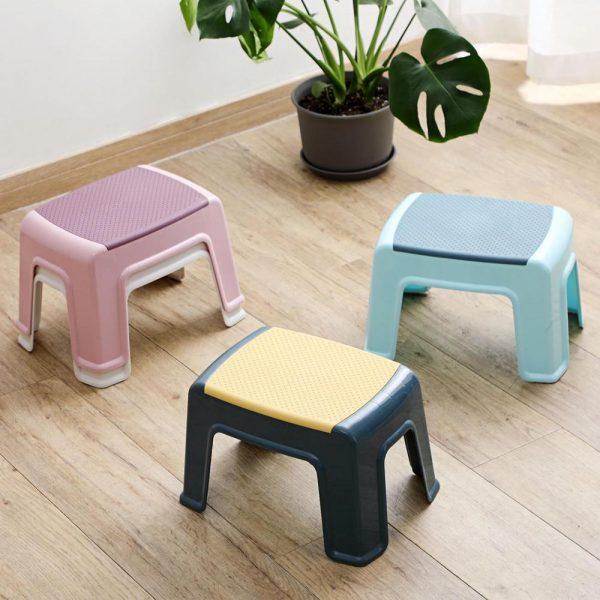 Footstool Child Bathing Kids Furniture