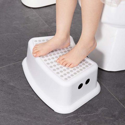 Plastic Step Stool Bathroom Foot