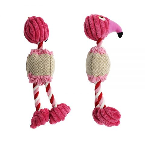 Squeaker Bird Pet Toy Bite