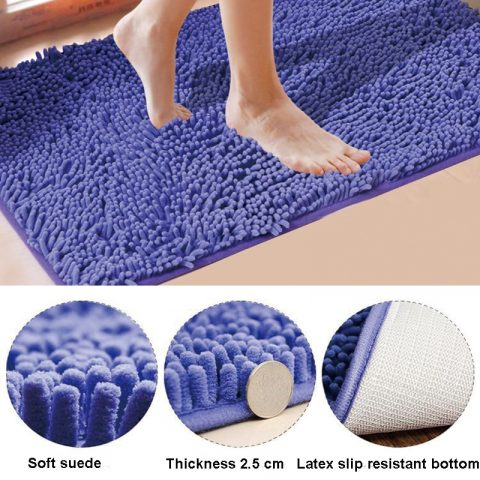 Fashion Floor Bath Mat