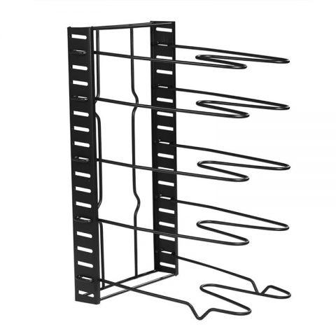 Adjustable Pan Organizer Rack