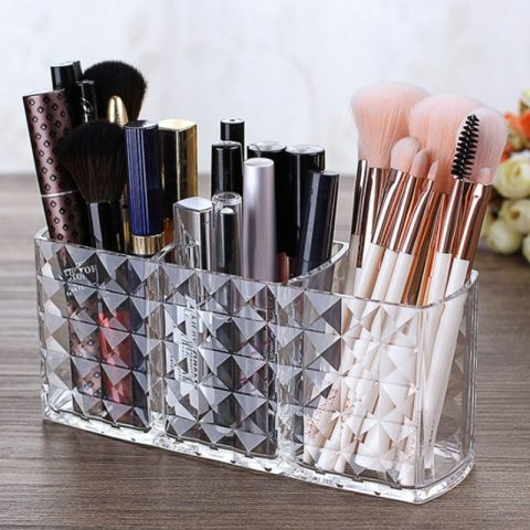 Acrylic Cosmetic Storage Box