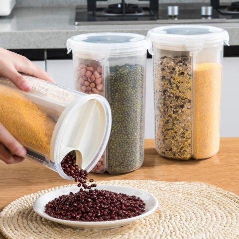 Snacks Jar Food Crisper
