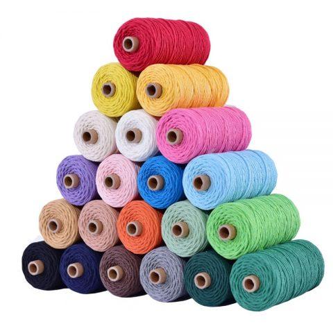 Craft Textile Creative Arts Rope