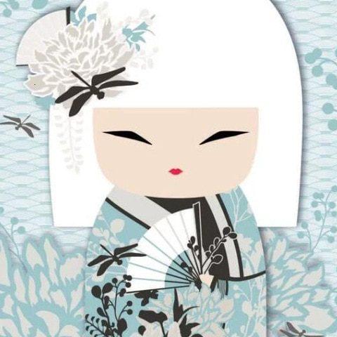 5d Diamond Painting Doll Girl